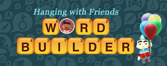Hanging with Friends Word Builder
