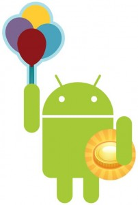 Hanging with Friends Android Coin Store